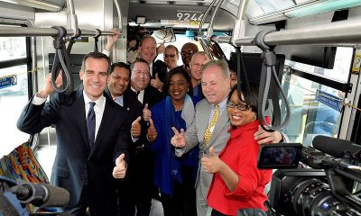 Get your elected officials on the bus