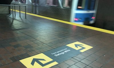 Inclusionary Way-finding: MTA's Charles Center Event