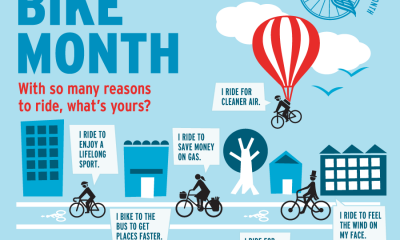 Supporting the Future of Transit by Celebrating National Bike Month