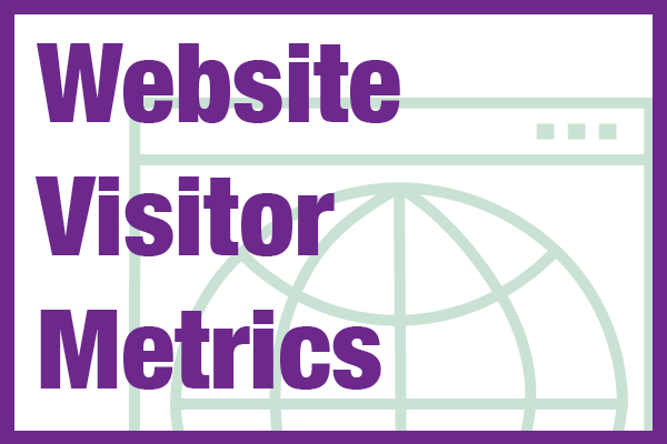 NCMM Website Visitor Metrics