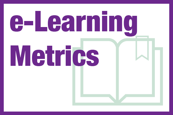 NCMM e-Learning Course Metrics