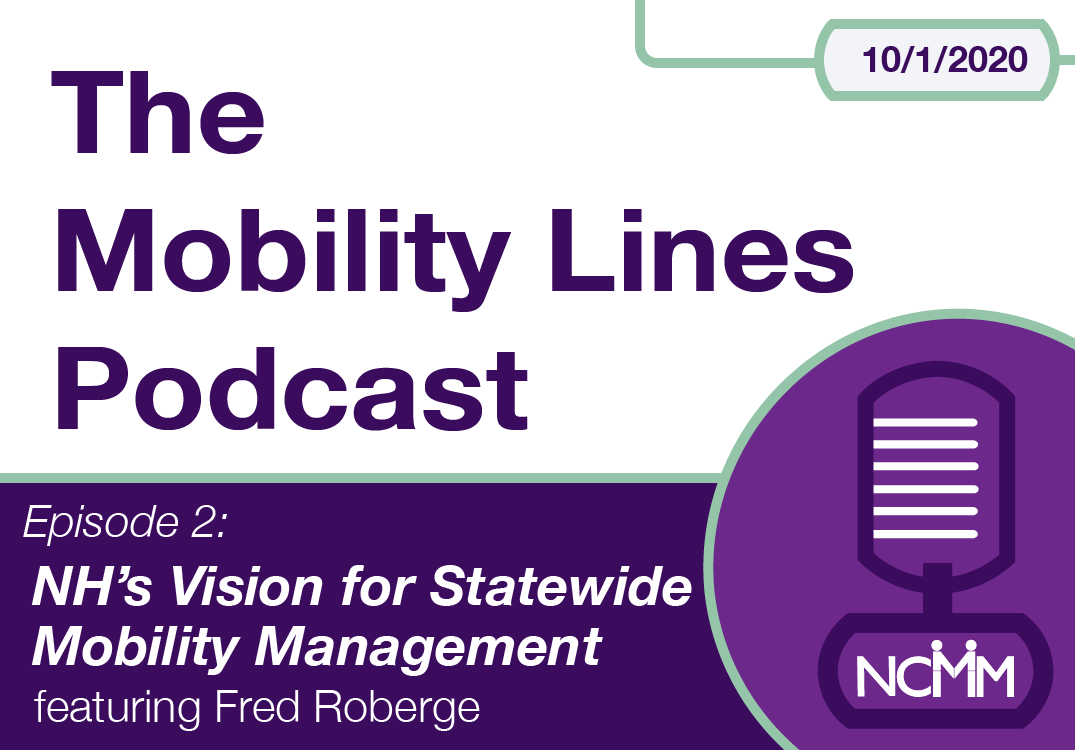 Mobility Lines Podcast Episode 2 Promo Image
