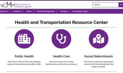 Introducing the Health and Transportation Resource Center