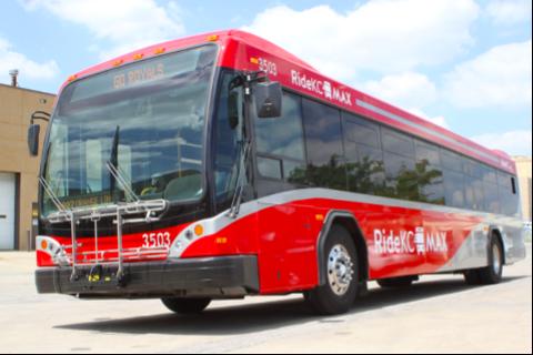 KCATA MAX BRT Bus