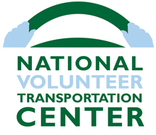 Logo for National Volunteer Transportation Center